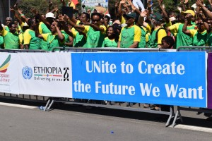 UN-GER Partnership Raised 1.4million birr to support Local Charities