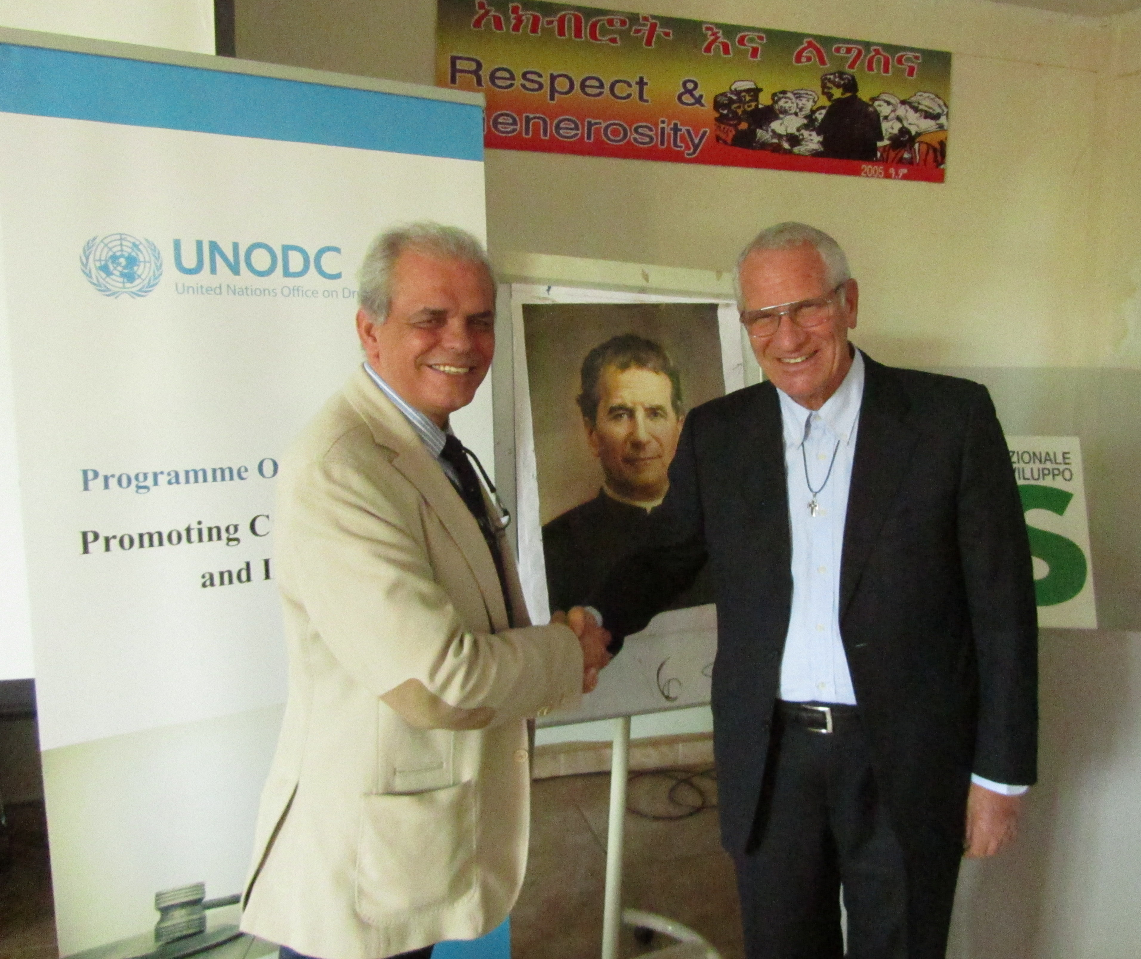 Joining Forces to Rehabilitate Vulnerable Children