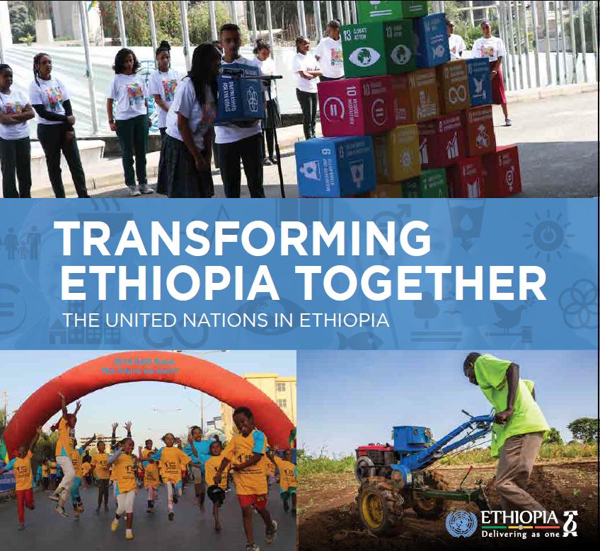 ONE UN Ethiopia Book