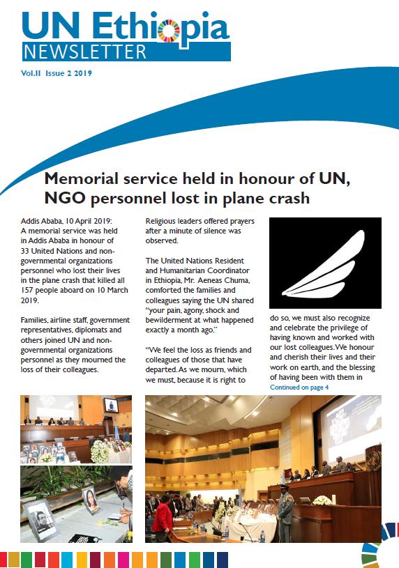 ONE UN Newsletter