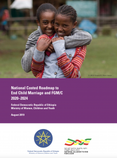 National Costed Roadmap for ending child marriage and FGM/C