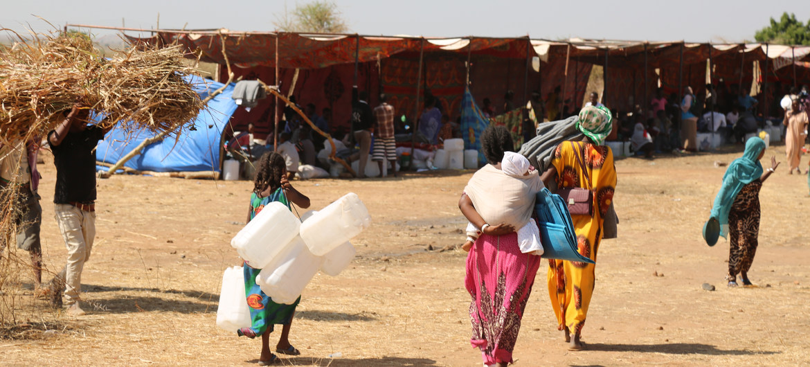 Rapid scale up crucial to meet humanitarian needs in Ethiopia's Tigray: Joint UN-Government mission