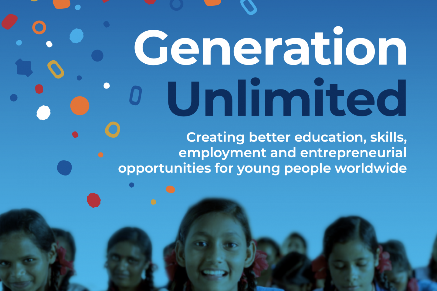 Generation Unlimited launched in Ethiopia