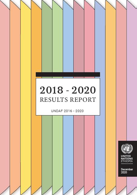 UNDAF Results Report 2018 - 2020