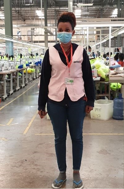 Achieving an equal future during COVID-19: women in the garment and textile industry