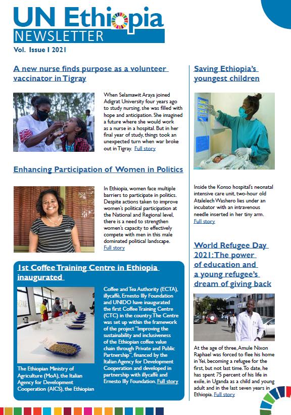 UN Ethiopia Newsletter
