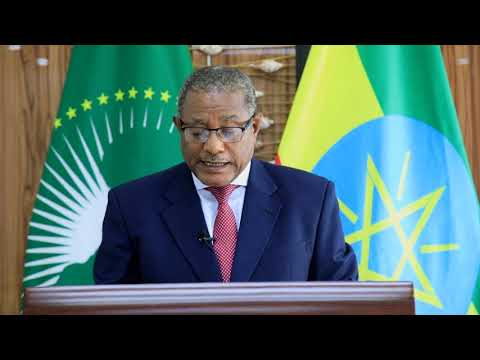 Message from Foreign Affairs Minister of Ethiopia on the 75th anniversary of the UN
