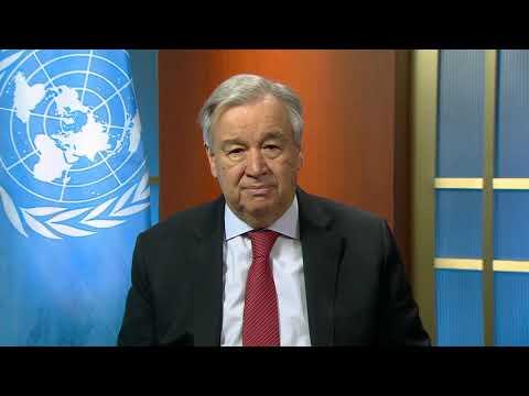 UN Secretary-General António Guterres message on World Health Day 2020